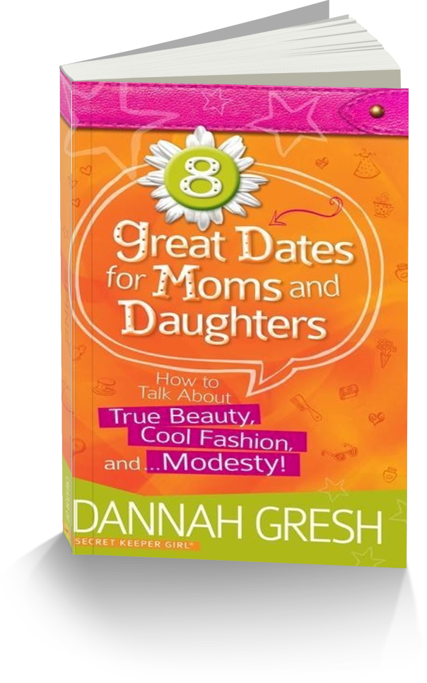 8 Great Dates for Moms & Daughters: True Beauty & Modesty