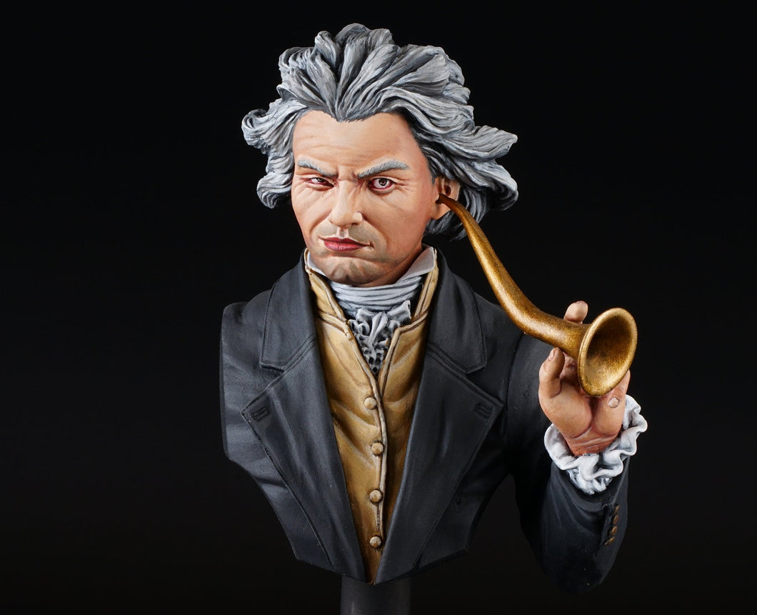 Beethoven bust 1/10