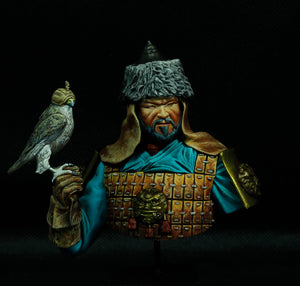 Mongolian Warrior, Khan 1:12