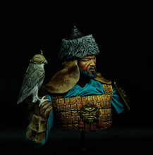 Load image into Gallery viewer, Mongolian Warrior, Khan 1:12