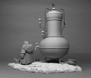 The Magical Brewery 54mm