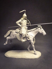 Load image into Gallery viewer, Mounted Mongolian Warrior, 54mm