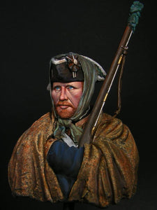 Forge valley 1777-1778, 1:10 bust