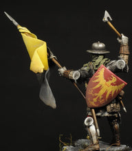 Load image into Gallery viewer, European Chain mail Knight XIV Century, 75 mm