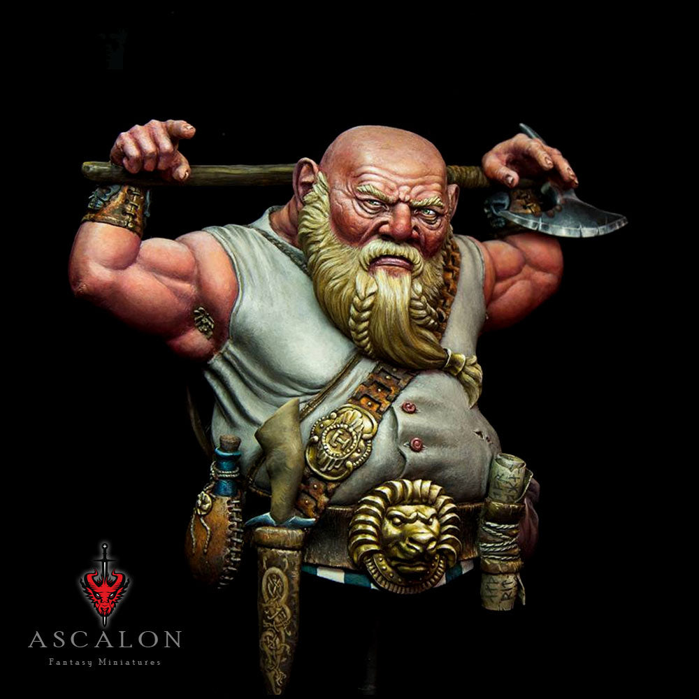 Ormar the Dragon keeper - Ascalon