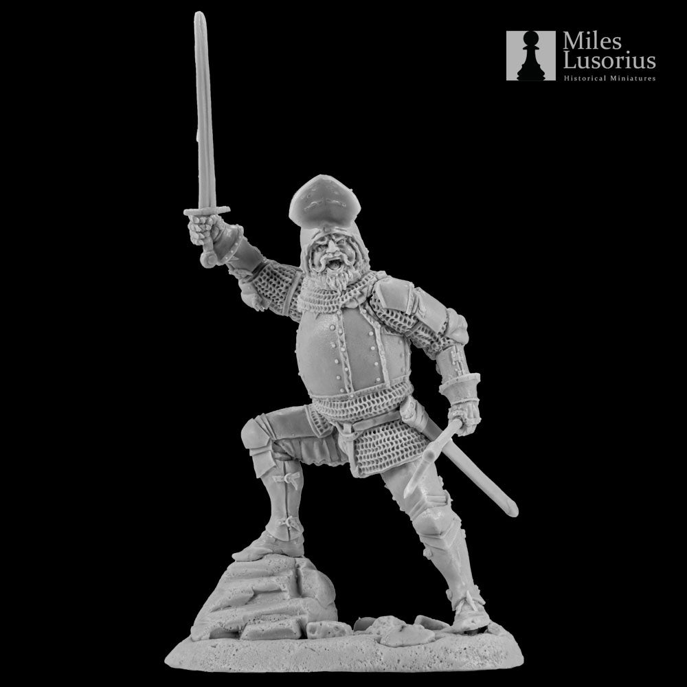 European Knight, 54 mm
