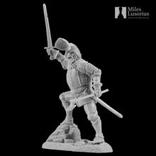 Load image into Gallery viewer, European Knight, 54 mm