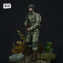 Load image into Gallery viewer, US 101st Airborn Paratrooper 1:35