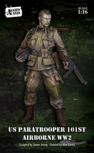 Load image into Gallery viewer, US Paratrooper 101st Airborne 120mm