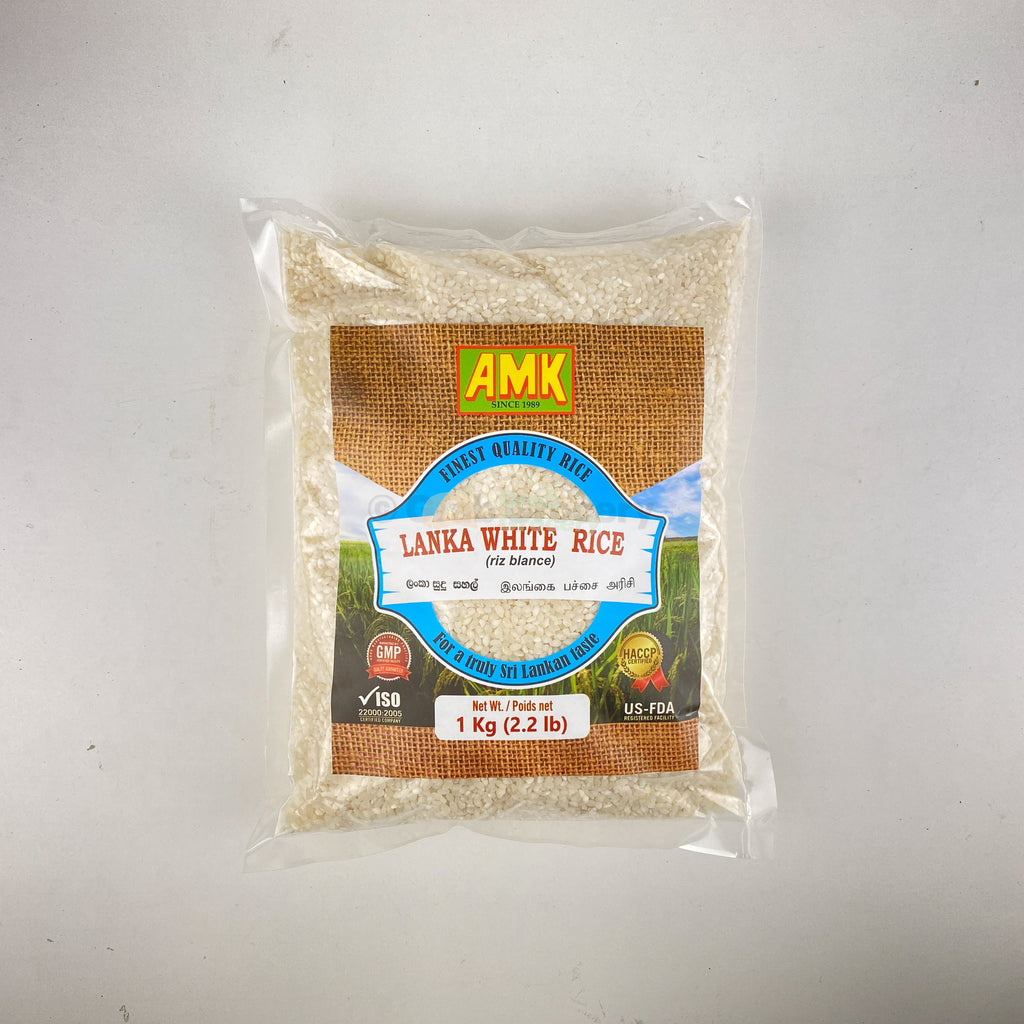 AMK Lanka White Rice