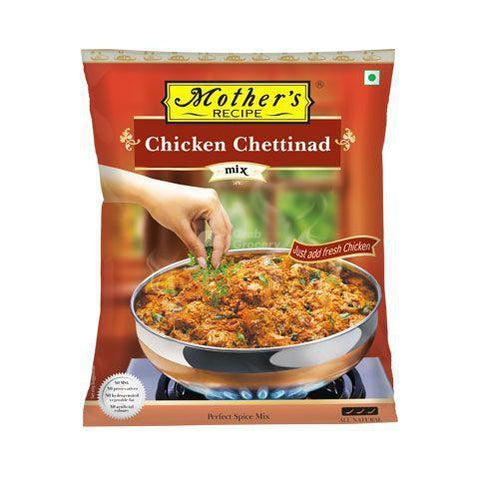 Mother's Chicken Chettinad