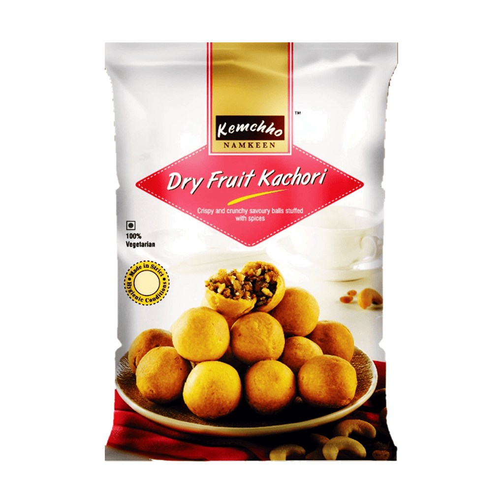 Kemchho Dry Fruit Kachori - Grab Grocery