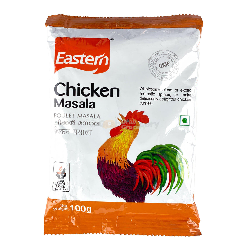 Eastern Chicken Masala