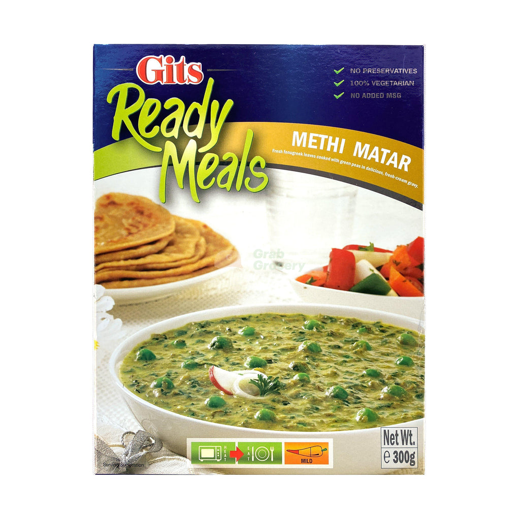 Gits Ready Meals Methi Matar