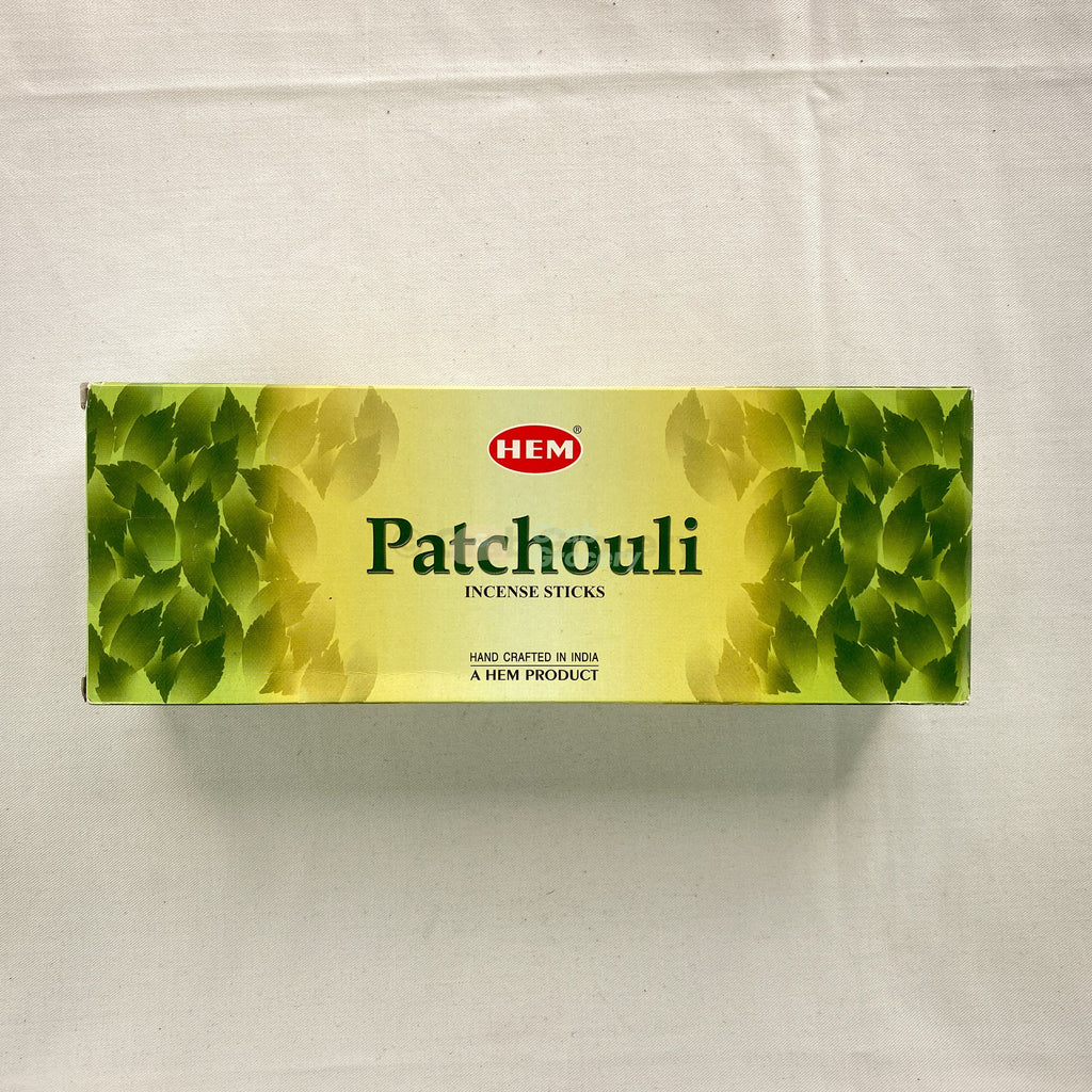 Hem Patchouli Incense Sticks