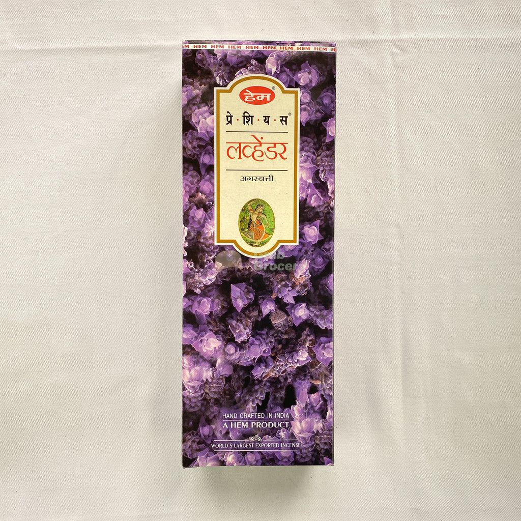Hem Precious Lavender Incense Sticks