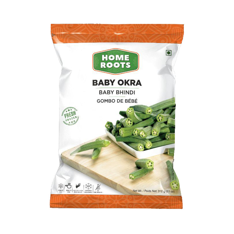 Home Roots Baby Okra