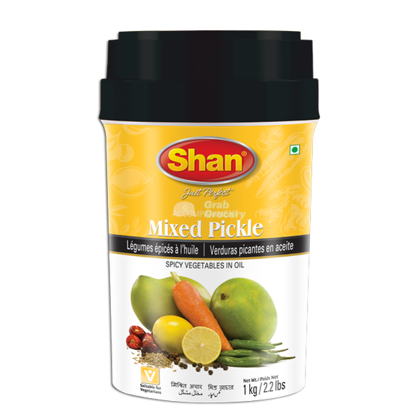 Shan Mixed Pickle - Grab Grocery