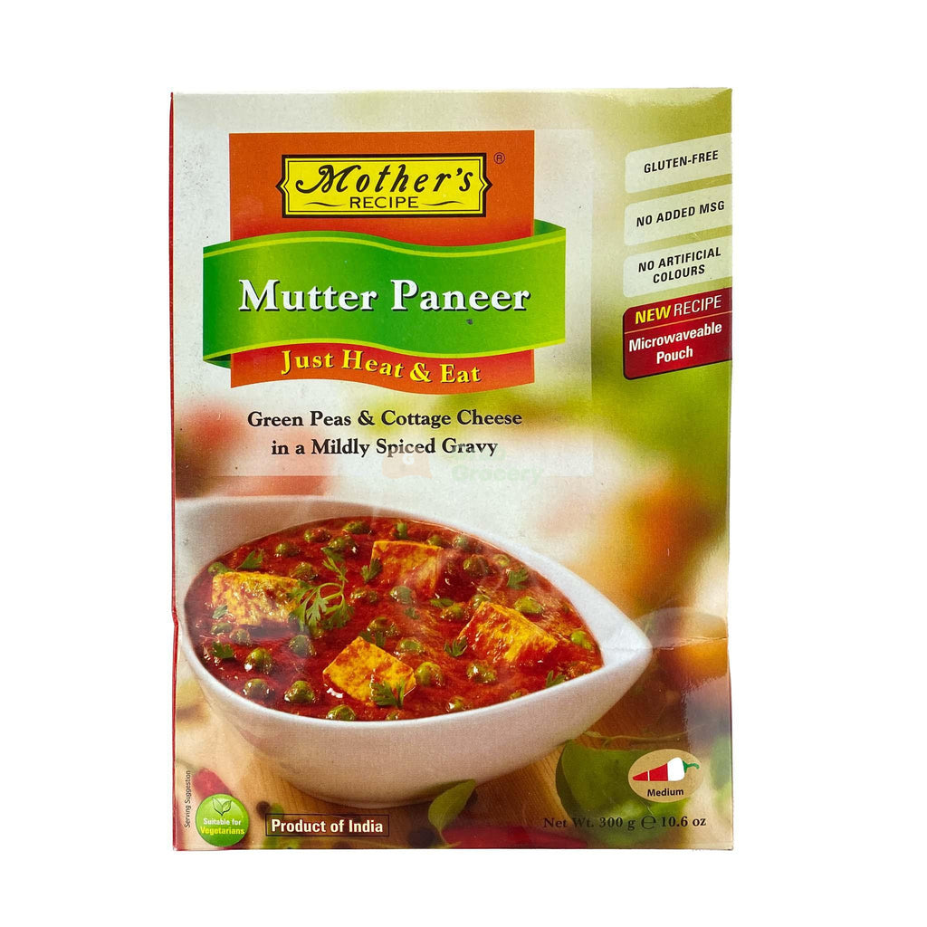 Mother's Mutter Paneer - Grab Grocery