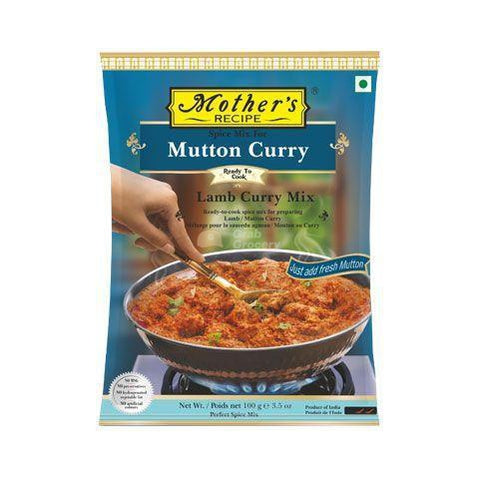 Mother's Mutton Curry Mix