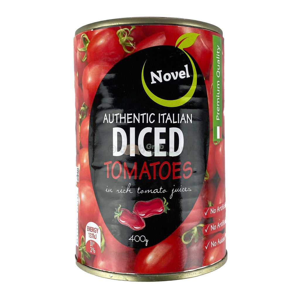 Novel Diced Tomatoes