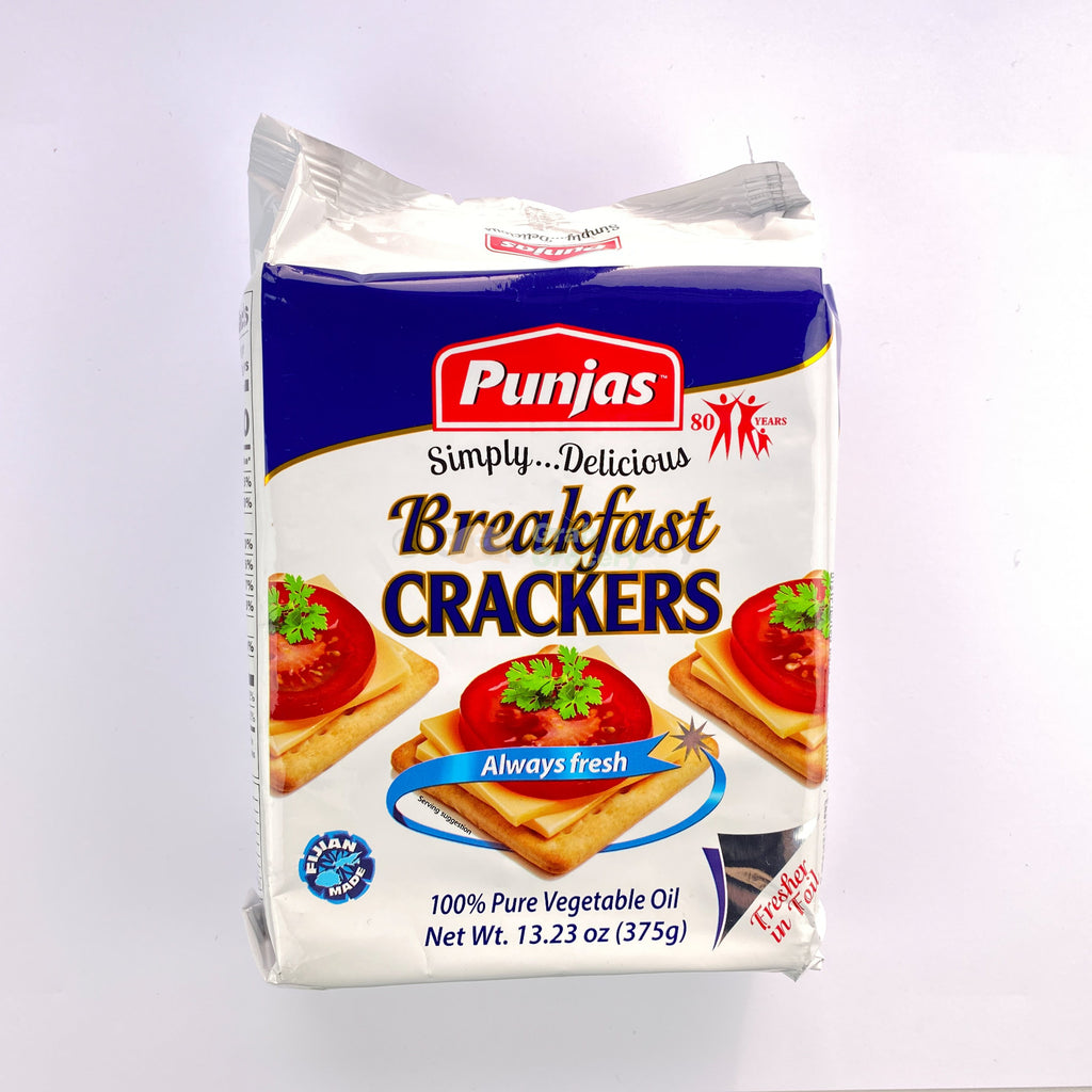 Punjas Breakfast Crackers