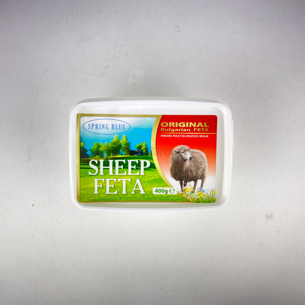 Spring Blue Sheep Feta