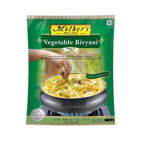 Mother's Vegetable Biryani