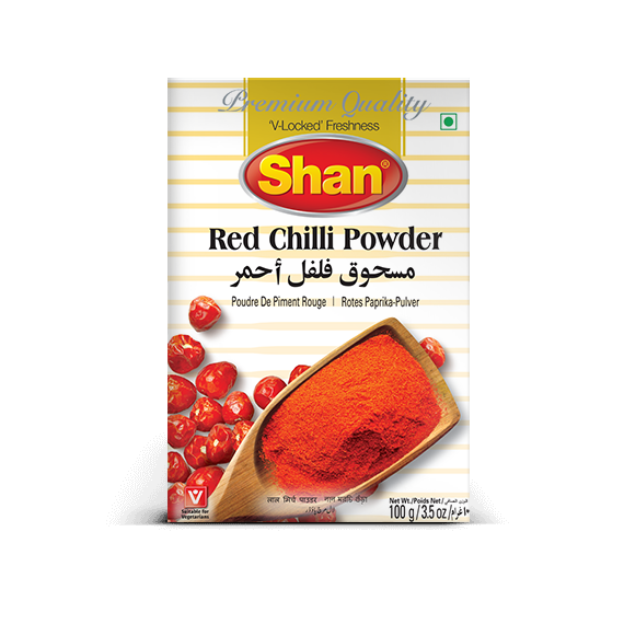 Shan Red Chilli Powder