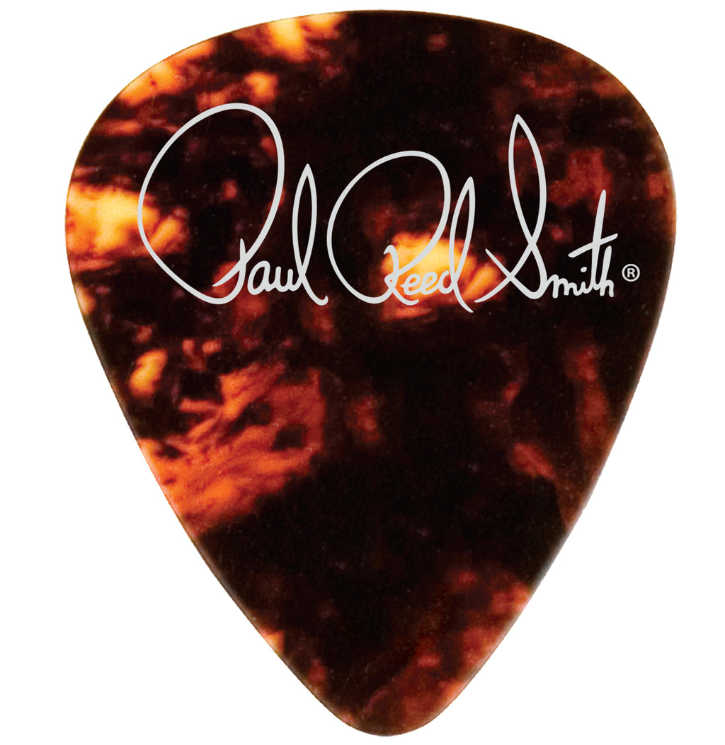 Classic Tortoise Shell Celluloid Pick 72-Pack