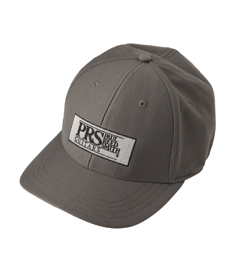 Flat Bill Baseball Cap, PRS Bird Logo