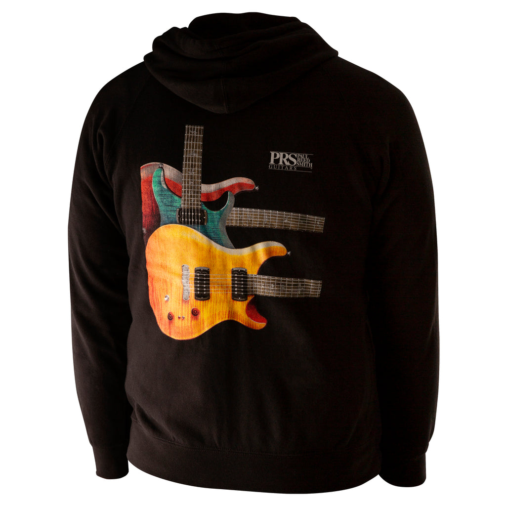 Paul's Three Guitar Throwback Hoodie