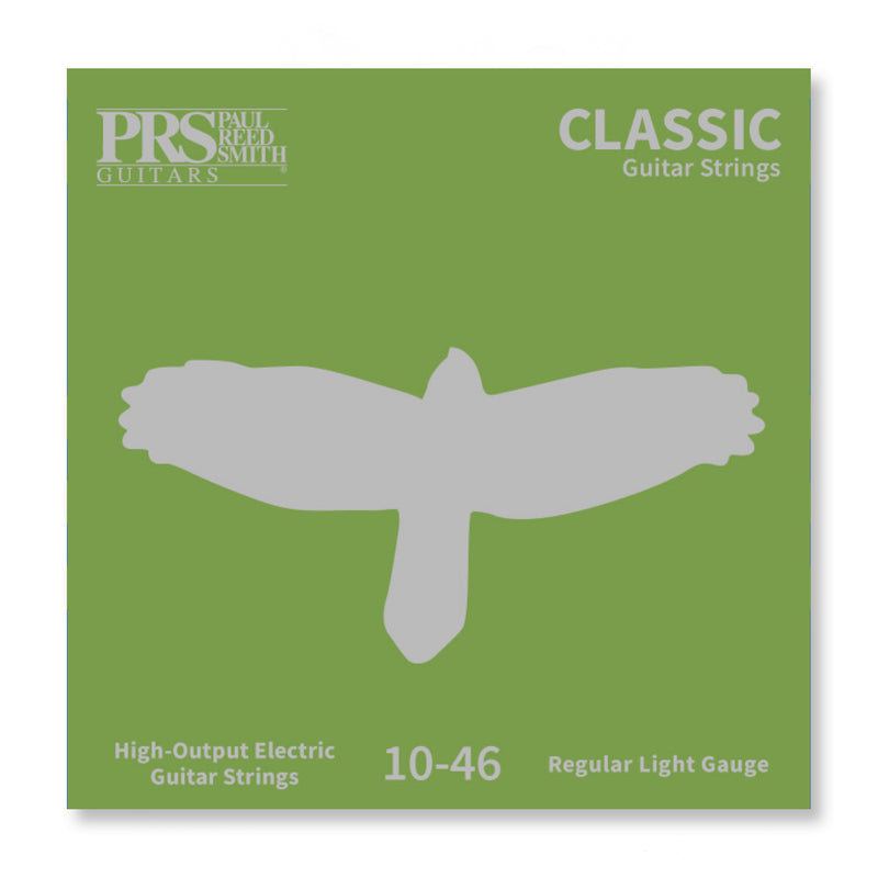 PRS Classic Light Top/Heavy Bottom Guitar Strings 10-52