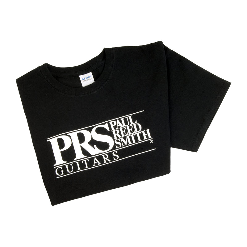 Black PRS Polo, Block Logo Front, Bird Back