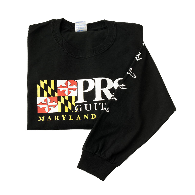 Maryland Made Long Sleeve Shirt
