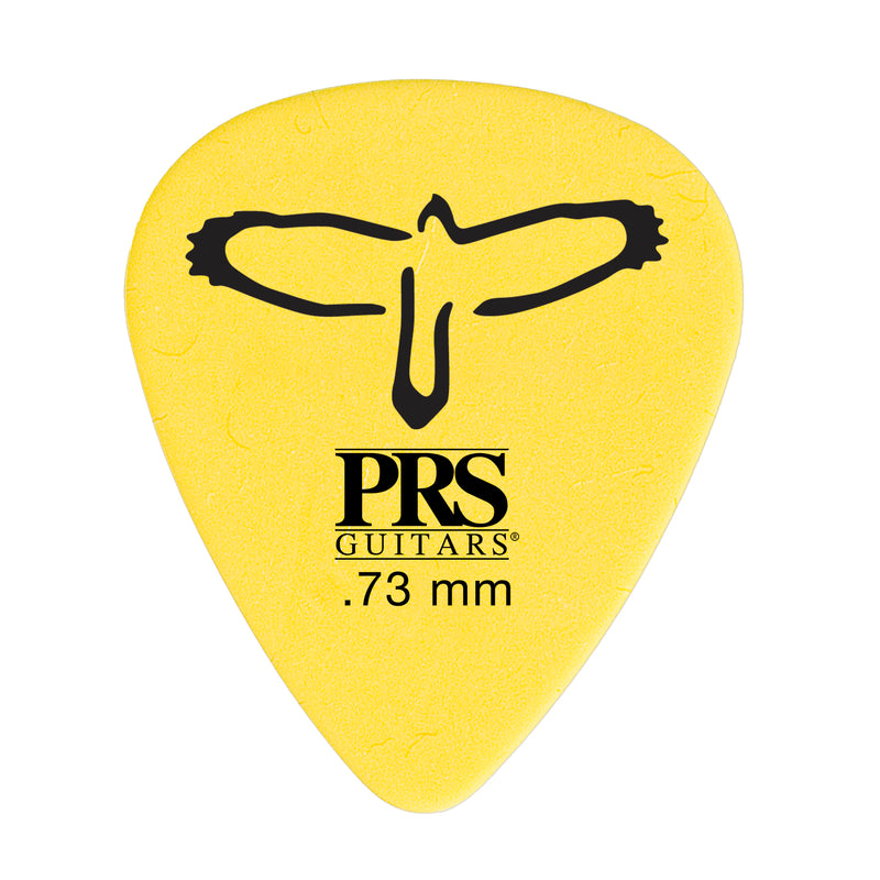 PRS Delrin Picks - Yellow .73mm