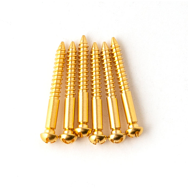Tremolo Bridge Knife Edge Screws (6)