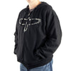PRS 12th Fret Bird, Full-zip Hoodie
