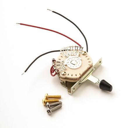 5-way Blade Switch (Pickup Selector)
