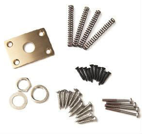Tremolo Claw and Screws