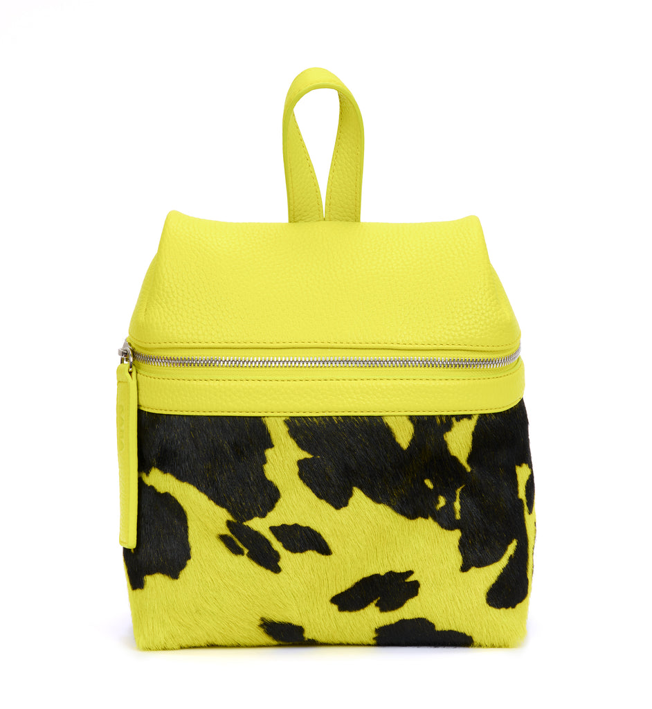 Slime Calf Small Backpack