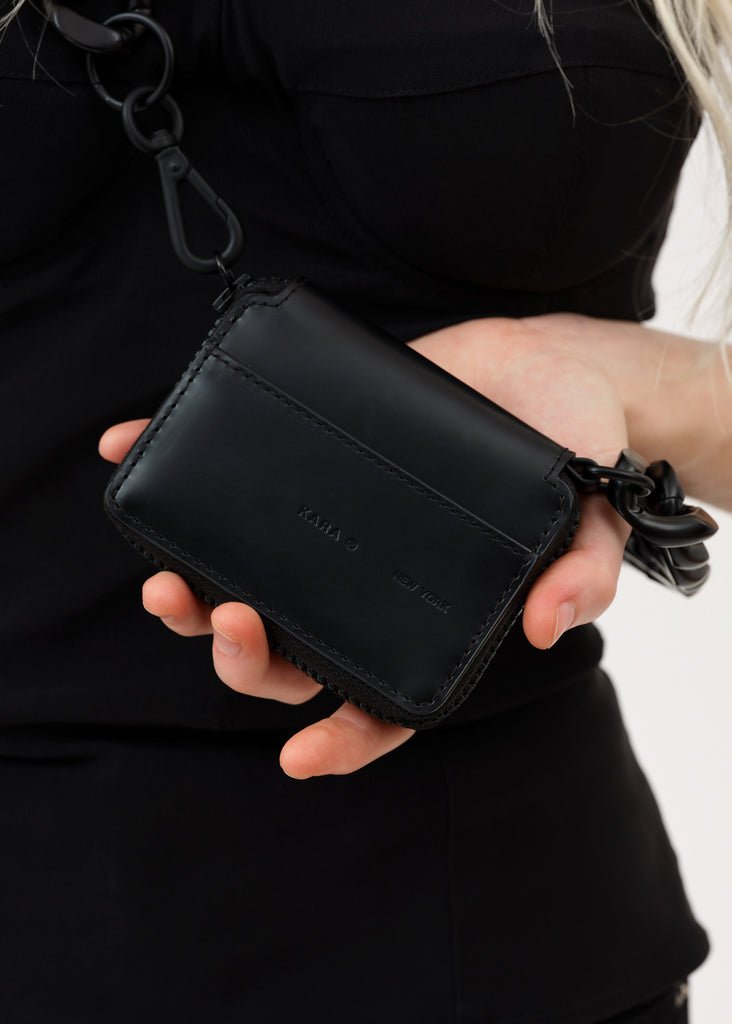 Black Out Bike Wallet