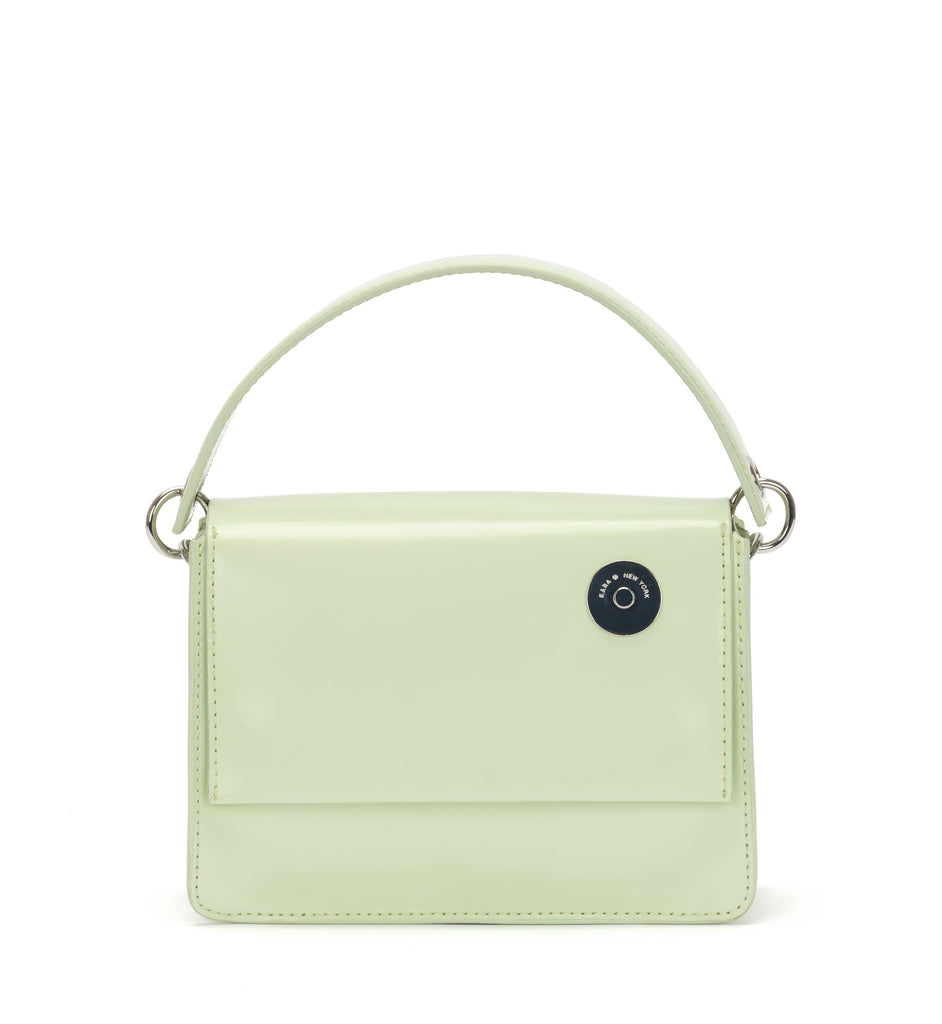 Mint Baby Pinch Shoulder Bag
