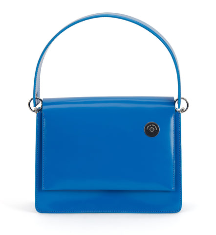 Studio Blue Pinch Shoulder Bag