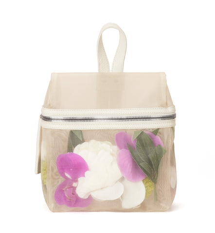 Flower Small Backpack