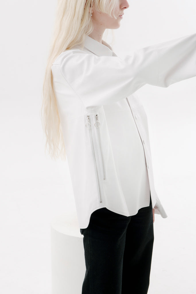 White Shirt Bag