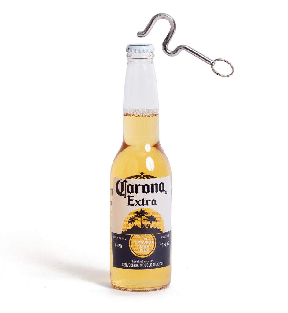 Serpent Bottle Opener Keychain
