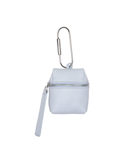 POWDER BLUE PICO BACKPACK KEYCHAIN