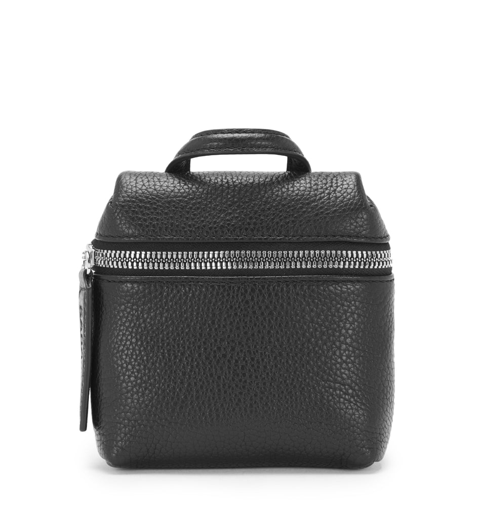 BLACK MICRO SATCHEL