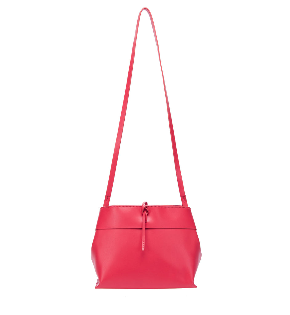 ROOSTER RED TIE CROSSBODY